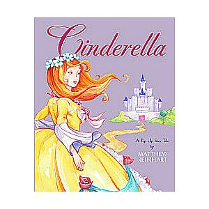 Cinderella - A Pop-up Fairytale