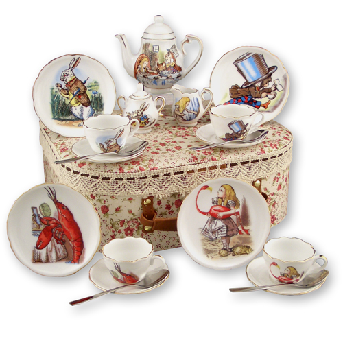 How To Craft A Tea Set In Wizard