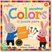 PRESCHOOL COLORS PUZZLE