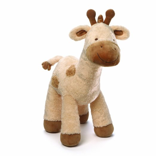 Gund Niffer Giraffe Baby Stuffed Animal 20 In Mary Arnold Toys