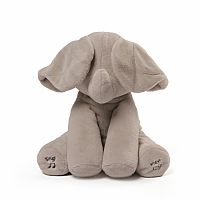 Animated Flappy 12 inch Plush Elephant