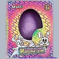 Hatch 'Em Growing Bunny