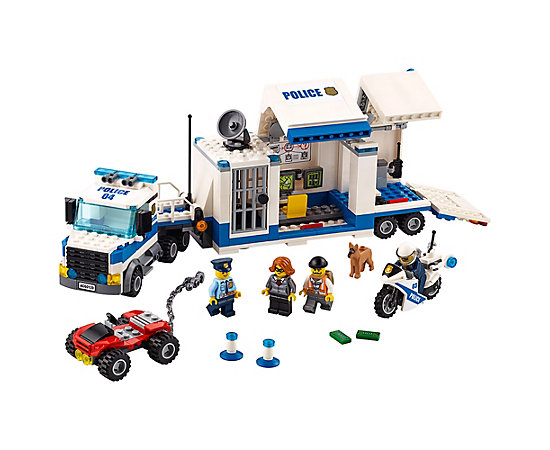 LEGO City Mobile Command Center