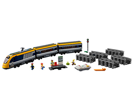 LEGO City RC Passenger Train