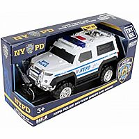 NYPD Police SUV with Lights & Sounds