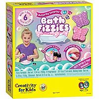 Butterfly Surprise Bath Fizzies