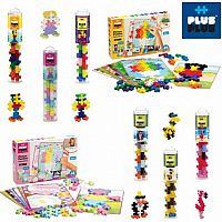 Plus Plus BIG Blocks Bundle Large Age 1-6