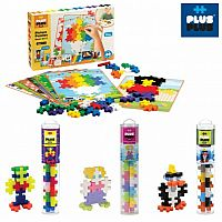 Plus Plus BIG Blocks Bundle Age 1-6