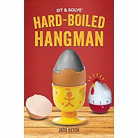 Sit & Solve Hard-Boiled Hangman