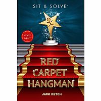 Sit & Solve Red Carpet Hangman