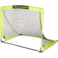 Black Hawk Soccer Goal
