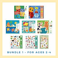 Joy Box Bundle 1 Age 2-4