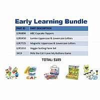 Early Learning Bundle Age 3+