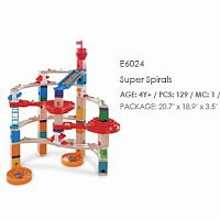 Super Spiral Quadrilla Set