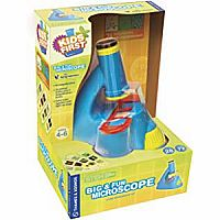 Kids First Big & Fun Microscope Science Experiment Kit