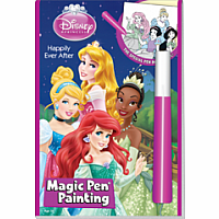 "Magic Pen® Painting: Disney Princess Friends ""Happily Ever After"""