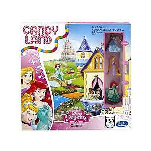 DISNEY PRINCESS CANDYLAND