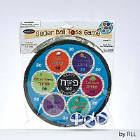 Passover Seder Ball Toss Game