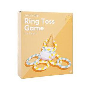 Ice Cream Inflatable Ring Toss Game
