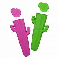 Cactus Shape Icy Pole Molds 2 pack