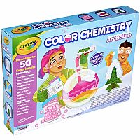 Crayola Arctic Color Chemistry Set for Kids