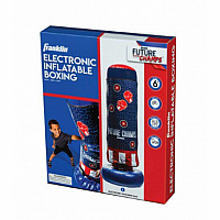 Future Champs® Electronic Inflatable Boxing Bag