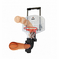 Shoot Again Basketball & Replacement Balls
