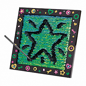 Sequin Drawing Board