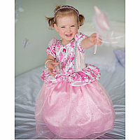 Royal Pretty Pink Princess Sixe 2-3T