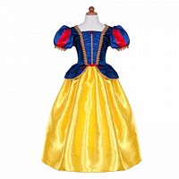 Deluxe Snow White Gown 3-4T