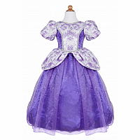 Royal Pretty Lilac Princess 3-4T