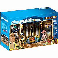 Egyptian Tomb Play Box