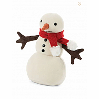 Merry Scarf Snowman