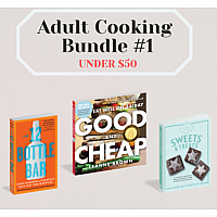Adult Cooking Bundle 1