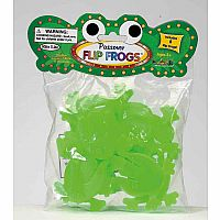 Passover Flipping Frogs