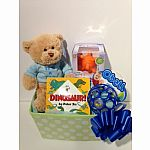 Baby Boy Basket $50
