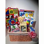 Baby Girl Basket $150