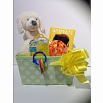 Baby Basket in Neutral Tones $50
