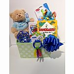 Baby Boy Basket $75