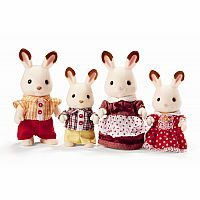 Hopscotch Rabbit Family Calico Critters