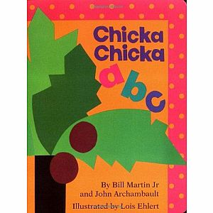 Chicka Chicka ABC