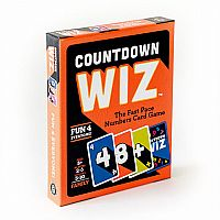 Countdown Wiz Math Game