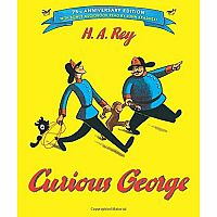 Curious George 75th Anniversary Hardcover