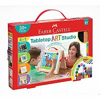 Tabletop Art Studio
