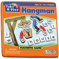 Hangman - Take 'N' Play Anywhere Game