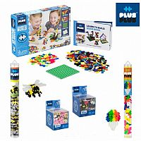 Plus Plus Play @ Home Bundle 1 Age 5-12