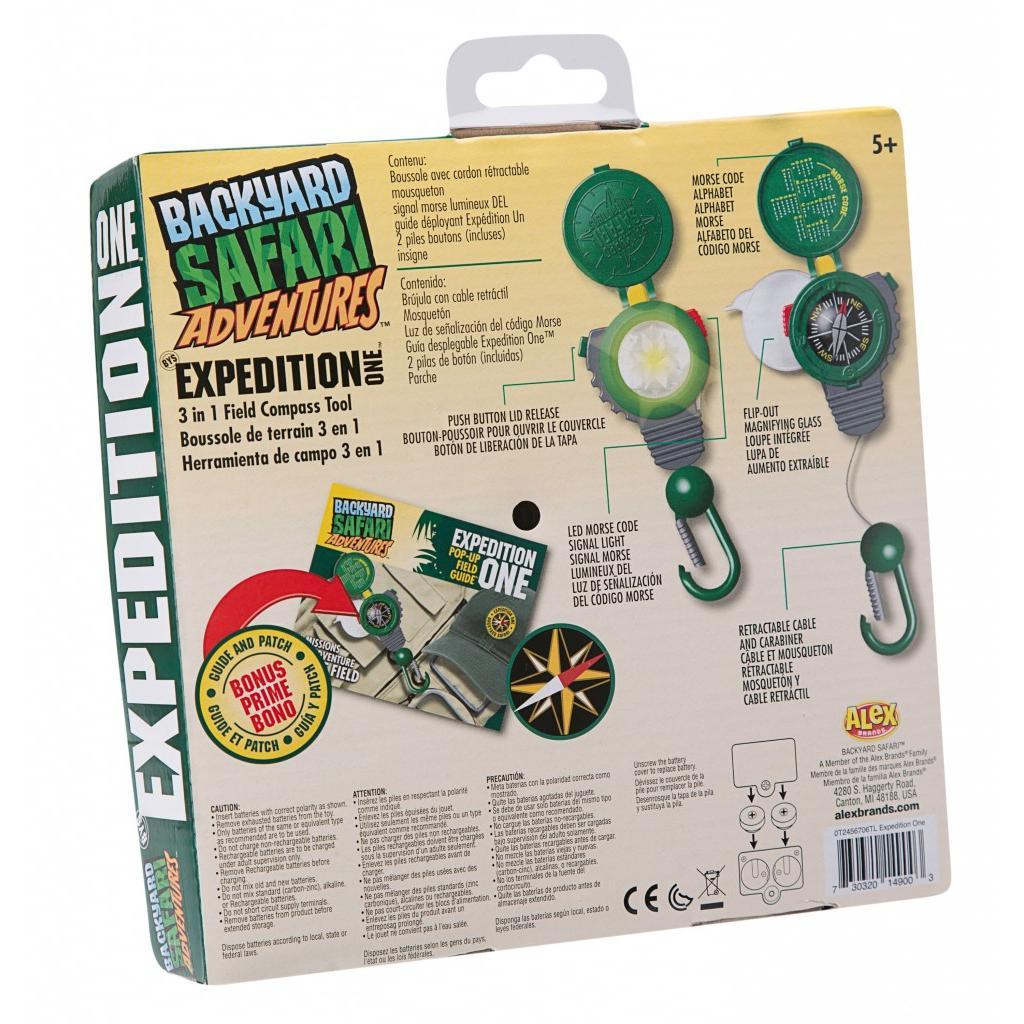 Backyard Safari Toys backyard safari 3 in 1 compass - mary arnold toys