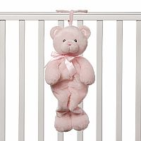 MY 1ST TEDDY - Pullstring Musical Pink 13""