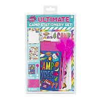 Camp Vibes Ultimate Stationery Set